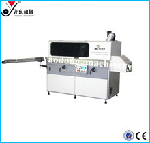 best after service auto one color screen printing press factory