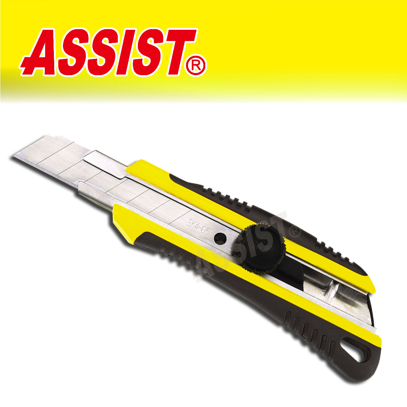 Assist utility knife hot knife cutter ,4pcs easy cut auto-retractable utility knife set