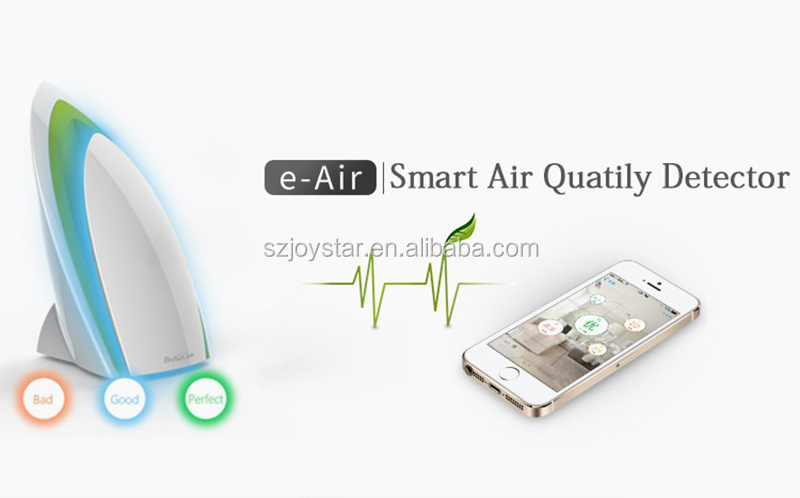 Broadlink A1 E-air wifi Air Quatily Detector Smart Home Sensor Air Purifier Temperature Humidity Detection Wifi Control by App