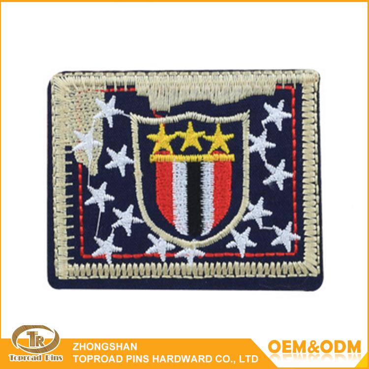 Wholesale cheap fashion design custom embroidery jacket