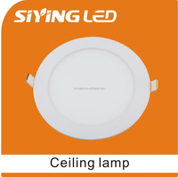 top sale ce rohs smd 3w round panel led