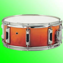 SN-W001 Hot Sale Maple Snare Drum/Snare Drum Parts