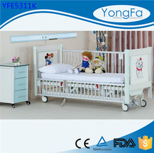 YONGFA Hot Sale CE ISO FDA Manufacturer electric pediatric bed pediatric hospital bed pediatric bed