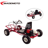 43CC Engine 1 Seat Safe Go Kart for Kids