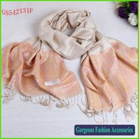 2015 High fashion ladies paisley pashmina scarf