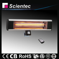 Scientec High Efficency Electric Wall Heater With Remote Control Manufacture