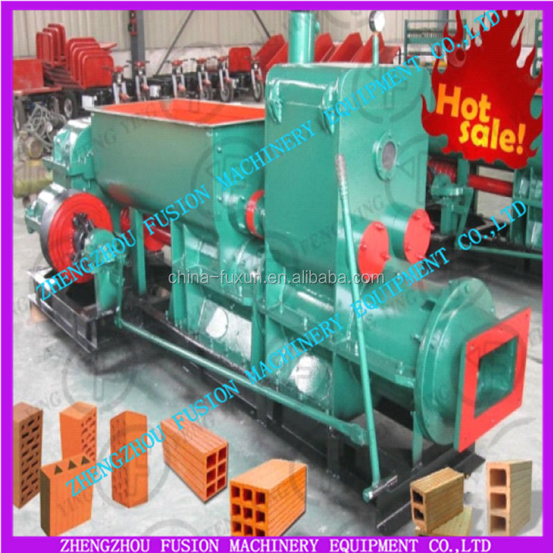2015 Turnkey Project Brick Plant Fully Automatic Red Clay Brick Making Machine