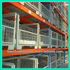 galvanized cart cages with wheels