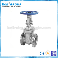 "1"" inch Cast Steel Gate Valve Picture"