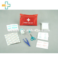 Pocket Mini First Aid Kit Bag For Traveler First Aid