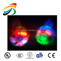 2015 New LED Hollow TPU Super High Bouncing Sky Ball
