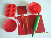 High quality 100% LFGB/FDA Silicone factory silicone kitchenware