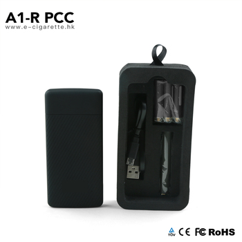 Top selling products low resistence 0.50 ml capacity A1-R PCC e cigs vaporiz ecigs PCC A1