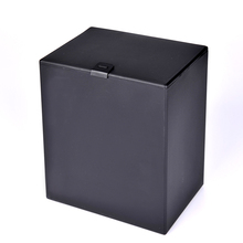 Cheap cremation temporary container for human ashes