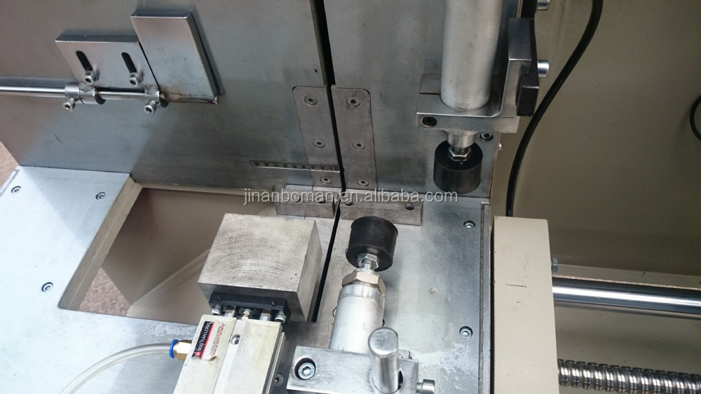 CNC Industry Aluminum Corner Connector Cutting Saw