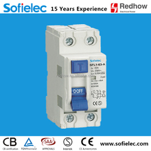 hot sale 2 Pole Residual Current circuit breaker 40a 2p 30ma rccb