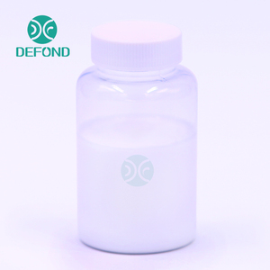 Free Sample Antifoam cosmetics solvent silicone based defoamers additive in chemicals
