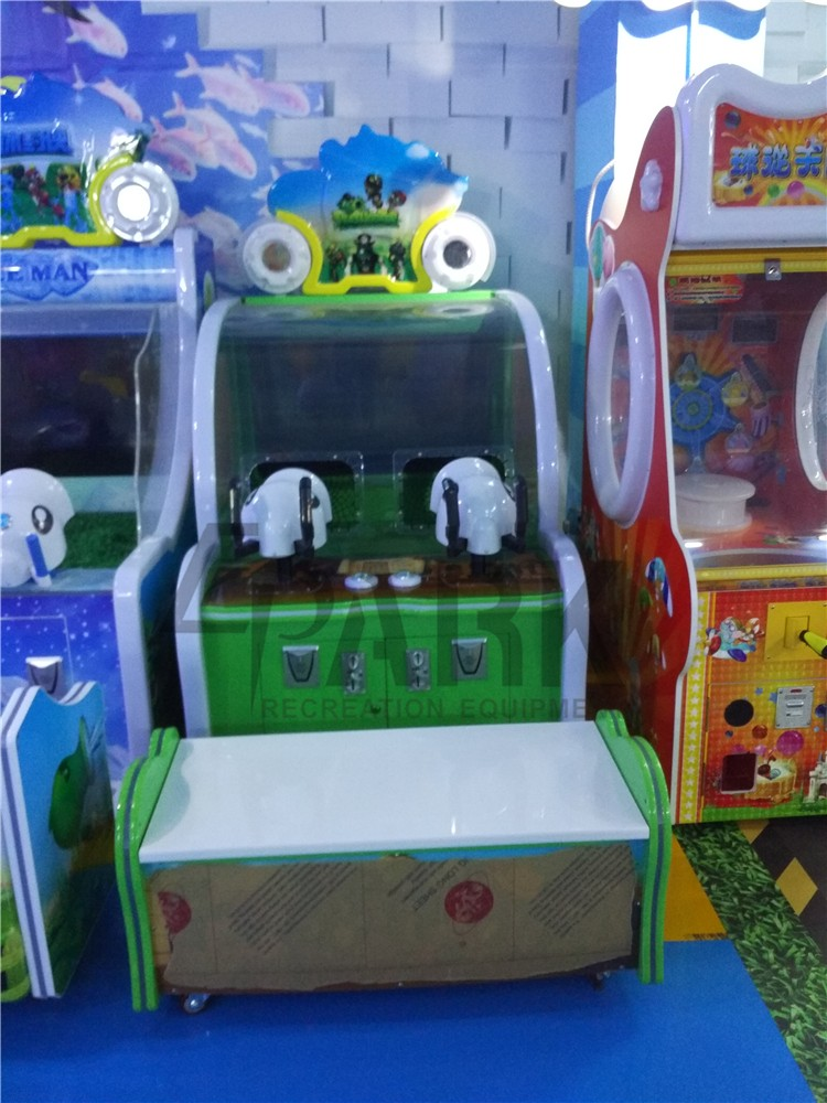 Pea Agent Indoor amusement park equipment fancy ball shooting game