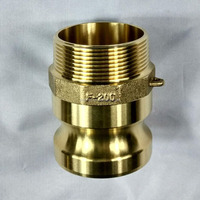 Quality Cam&Groove Coupling Type-F
