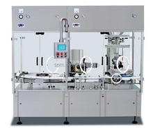 Pharmaceutical Machinery Automatic Power Filling and Sealing Machine Line