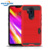 Maxshine hard shell phone case for LG G7 credit card back cover case paypal accept