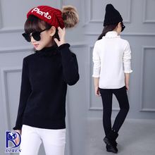 High quality new design girl latest sweaters slim fit sweater designs for girls