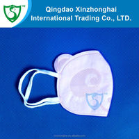 New arrival product paper mask on air pollution for children