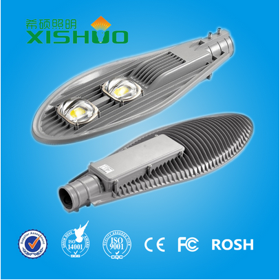China online selling outdoor led street light components with 180 degree reflector 120wled street lamps