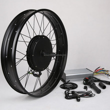 120KPH! 3000W Electric Motor for bicycle ,FAT Bike Motor Kit