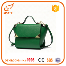 Messenger portable female bag for elite 100% real leather handbags cheap handbags