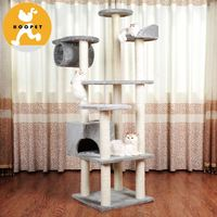 Comfortable best selling scratch post for cats