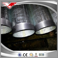 Tianjin Factory corrugated galvanized steel culvert pipe