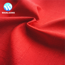 100% Polyester Line Like Fabric For Sofa,Hot-Selling European Style Fabrics,New Fashion Yarn Dyed Plain Linen-Like Sofa Curtain