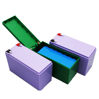 12V light weight battery packs 12v 18650 battery pack 12Ah