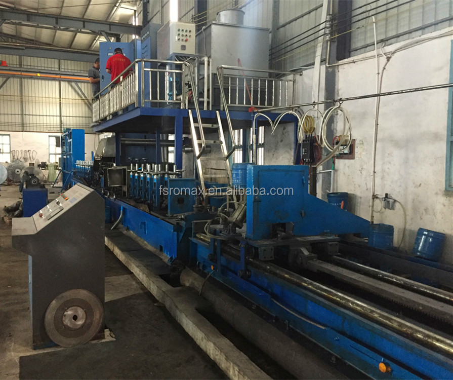 Used carbon steel tube mill making machine