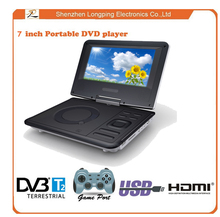large screen portable dvd player with tv tuner and radio