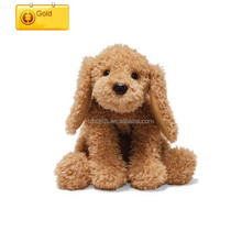 hot selling christmas animated plush toys birthday plush dog toy singing dog musical plush toy