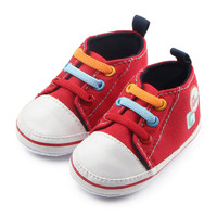 New Soft Casual First Walkers Baby Boys Canvas Shoes in Bulk