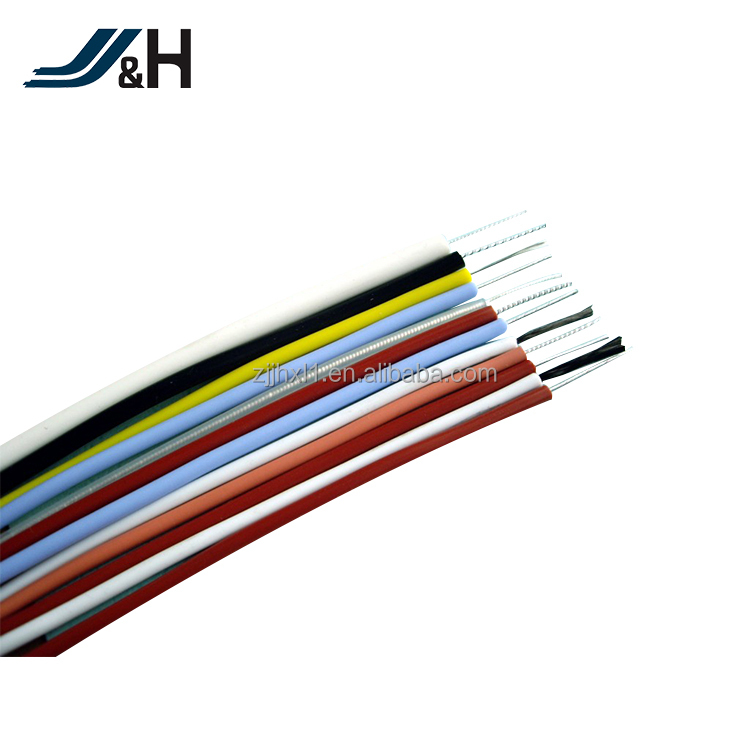 0.5KV 1.0KV JG Silicone High Temperature Wire Cable