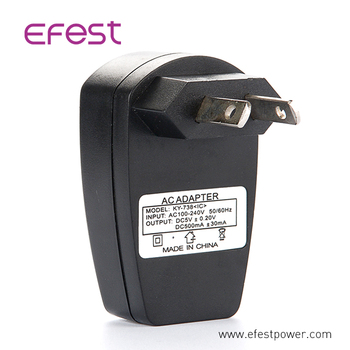 smartphone,MP3,MP4,MP5,bluetooth, usb fan 5V 0.5A AU plug Wall adapter from China electronic factory