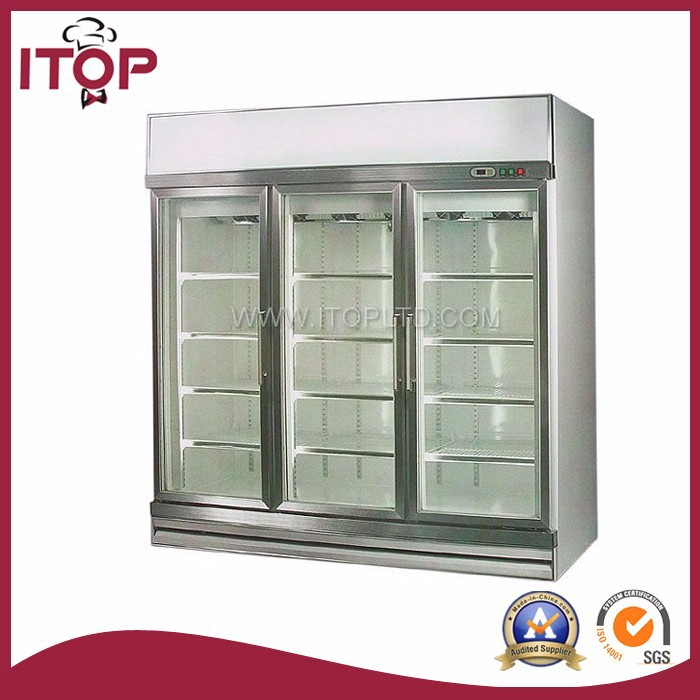 vertical connected cabinet refrigeration equipment