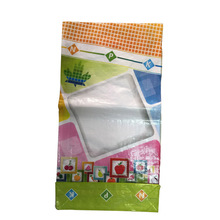 Environmentally friendly materials grocery acid resistant plastic bag