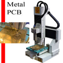 BYTCNC- 6 BJD2020 desktop mini metal PCB jewelry stone engraving cnc router machine