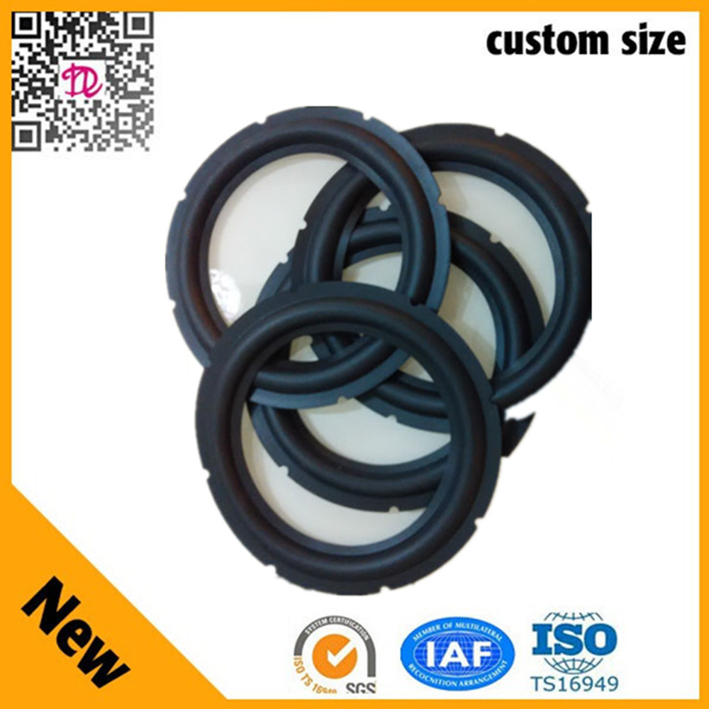 10inch rubber edge rubber edge trim Car Speaker Parts