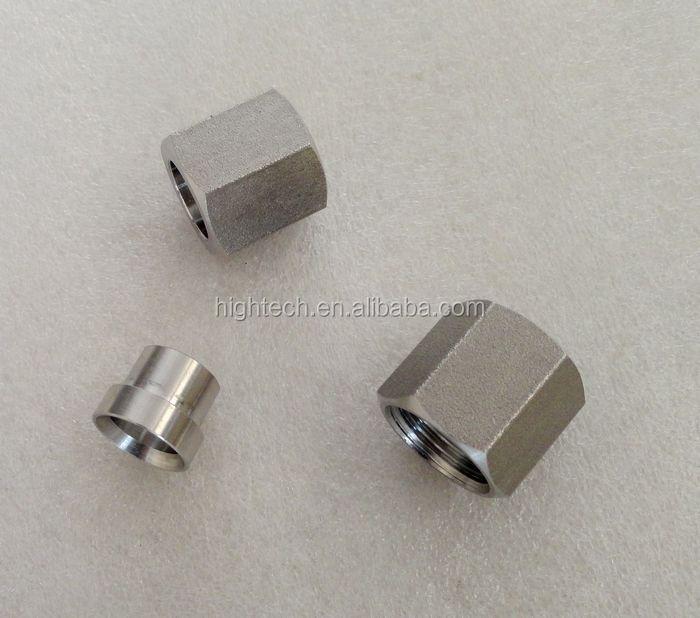 Stainless steel jic flare nut buy npt