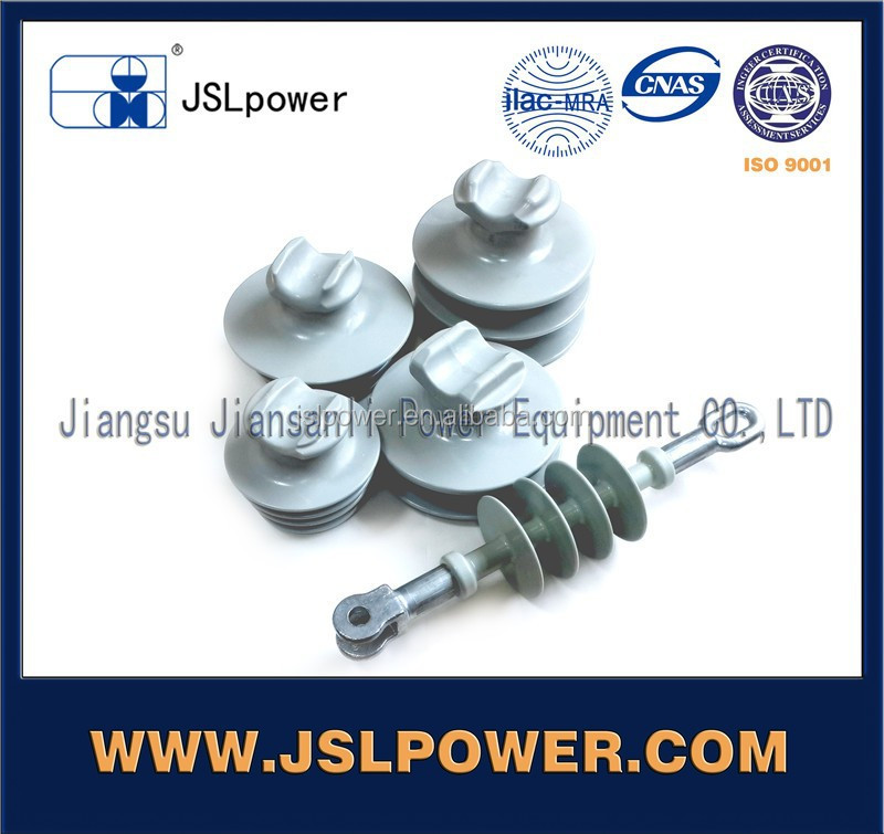 15 - 35kv HDPE Composite Polymer Pin Type Insulator
