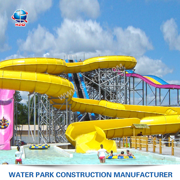 High quality design new arrvail lake water slides for sale