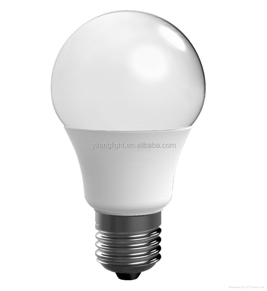 High Quality TUV-GS, CE, RoHS Approved Die-casting aluminium Thermal Plastic B55AP 5W 638LM LED Bulb E27