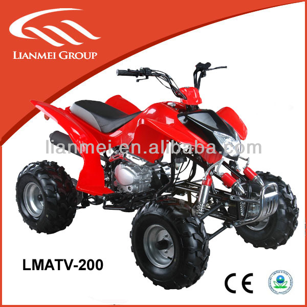 200cc ATV quad bike china shaft atv with CE EPA