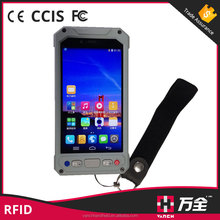 Industrial Android Qr Code Scanner With 1D 2D Barcode Reader NFC Gps Wifi 3G